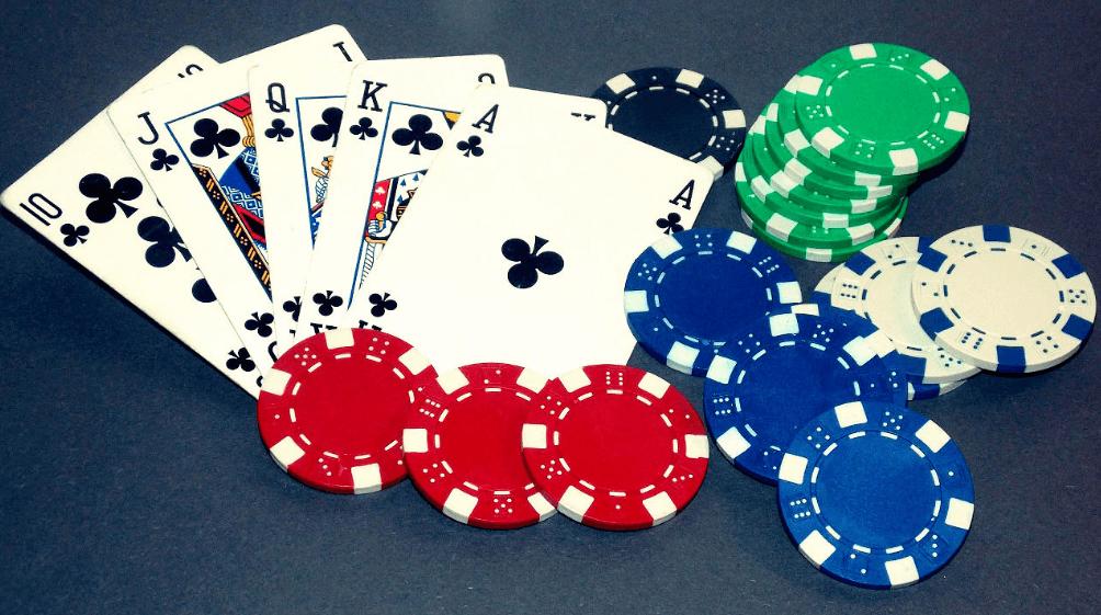 Pro at Online Poker